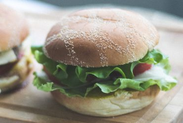 A new burger for true and loving vegetarians